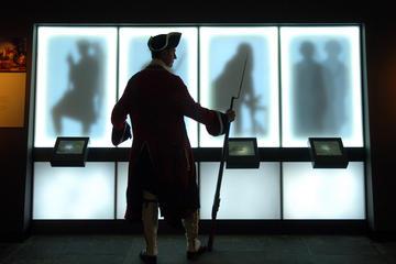 Culloden Battlefield Visitor Centre...