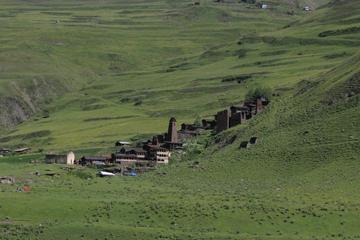 3-tägige Tour nach Tuschetien
