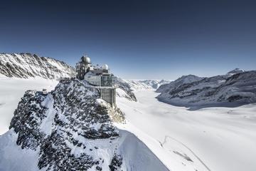 Liftbiljett till Jungfraujoch Top of ...