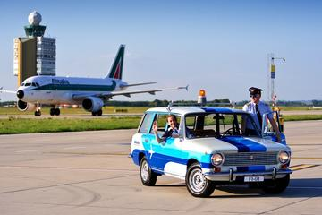 Private airside tour of Budapest Airport