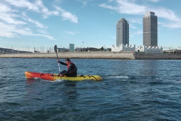 Experiência em Caiaque e Paddleboard em Barcelona