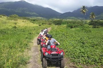 ATV Tour of St Kitts