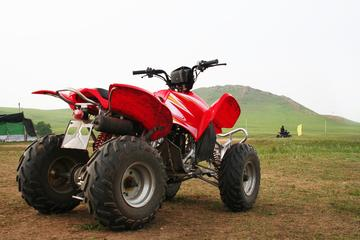 St Kitts Shore Excursion: ATV Adventure