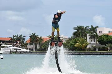 Flyboard Flight in Riviera Maya