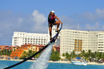 Hoverboard Flight in Riviera Maya