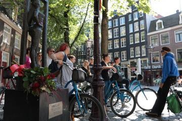 Recorrido en bicicleta por la ciudad de Ámsterdam