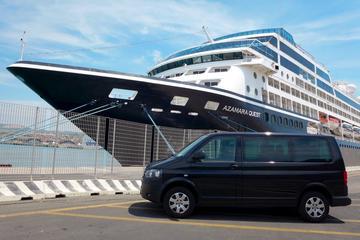 Private transfer from Civitavecchia port to Rome