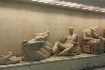 Athens Metro Stations Tour: Underground Treasures and Excavations