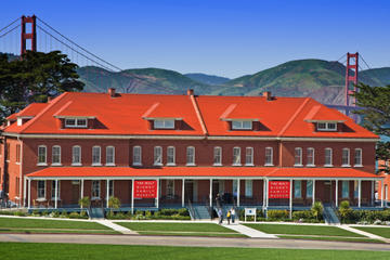 Ingresso al Walt Disney Family Museum di San Francisco