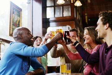 Excursão histórica a pé pelos bares de Chicago