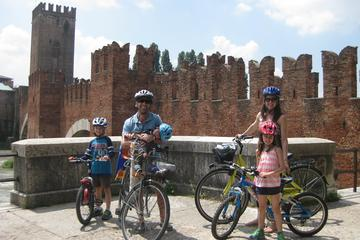 3-stündige private Fahrradtour durch Verona