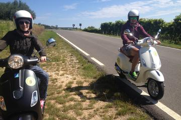 Valpolicella Half-day Vespa Tour and Wine Tasting