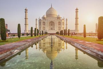 Taj Mahal Day Trip from Jaipur