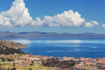 Excursão privada de 2 dias saindo de La Paz: Lago Titicaca...
