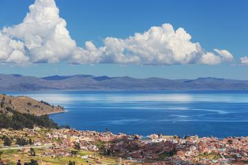 Excursión privada de 2 días desde la Paz: lago Titicaca, Copacabana e...