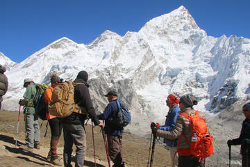 Everest Base Camp Budget Trekking