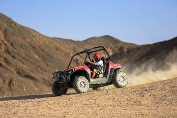 Family Dune Buggy Safari in Hurghada Desert