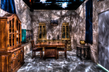 Day Trip Merlin's Magic School Escape Room Game for Private Group near Palm Springs, California