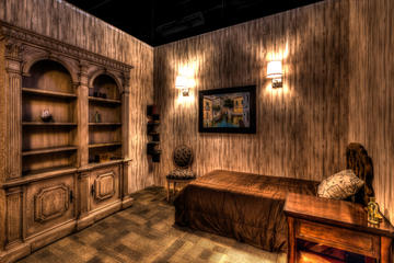 Day Trip Titanic Escape Room Game for Private Group near Palm Springs, California