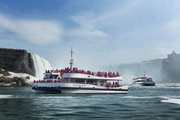 Ausflug zu den schönsten Stellen an den Niagarafällen, Ontario