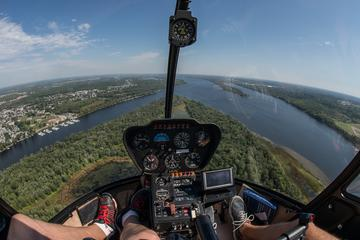 Day Trip Best of Ottawa Tour plus Helicopter Ride near Ottawa, Canada
