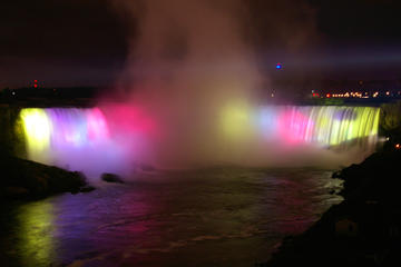 Day and Night Tour of Niagara Falls
