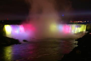 Excursion jour et nuit aux chutes du Niagara