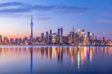 Toronto Day and Night Combo Tour