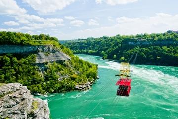 Visite privée: expérience personnalisable aux chutes du Niagara