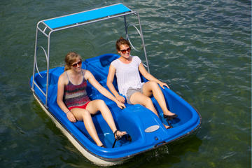 Book Montreal Paddleboat Rental on Viator