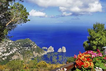 Bootsfahrt von Sorrent nach Capri