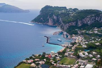 Crociera a Capri per piccoli gruppi da Sorrento
