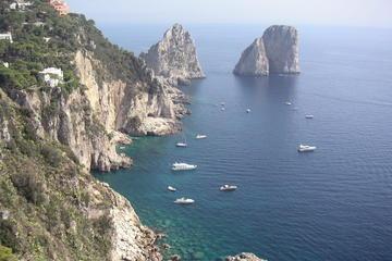 Croisière en petit groupe à Positano et Amalfi au départ de Sorrente