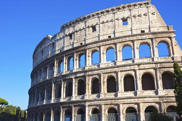 Excursion d'une journée à Rome au départ de Sorrente, avec dîner