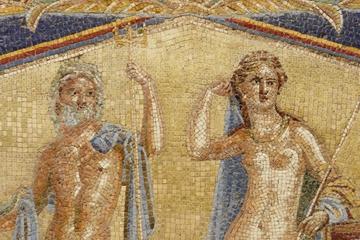 Excursion en petit groupe à Pompéi et Herculanum au départ de...