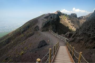 Mt Vesuvius Half-Day Tour from...
