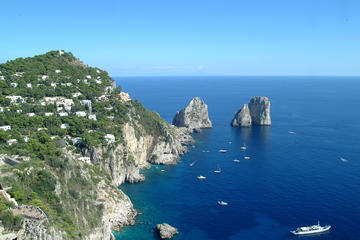 Tour diurno e notturno di Capri da Sorrento