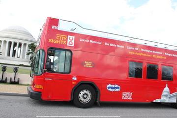 Tour en autobús con paradas libres por Washington DC