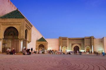 One day tour from Fez to Meknes Volubilis Excursion
