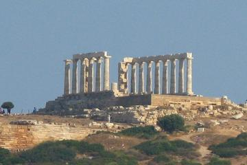 Cape Sounion Half Day Private Tour with dinner