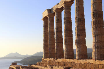 Cape Sounion Half-Day Trip from Athens self guided