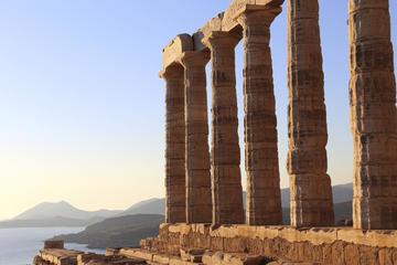 Kap Sounion Halbtagesausflug von Athen...