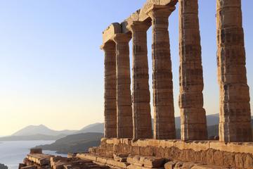 Private Rundfahrt: Halbtägiger Ausflug zum Kap Sounion ab Athen