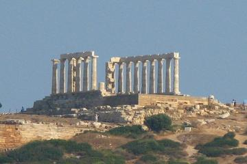 Shore Excursion: Cape Sounion and Temple of Poseidon Half Day Self Guided Tour