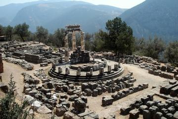 Viagem privada de 2 dias saindo de Atenas para Delfos, Galaxidi e...