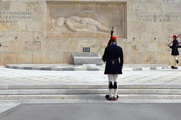 Visite privée: les points forts d'Athènes avec l'Acropole d'Athènes...