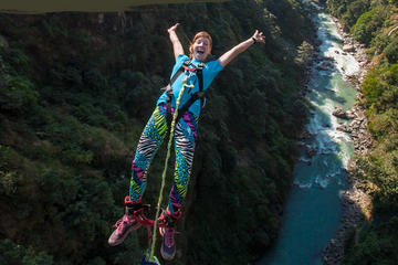 Bungee Jumping in Nepal