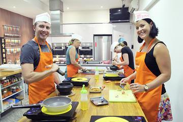 シンガポールを体験:シンガポール料理教室