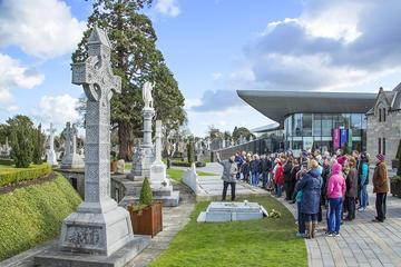 Excursão ao Cemitério de Glasnevin, em Dublin