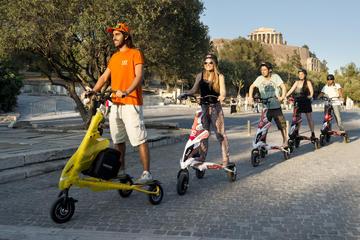 Acropolis Half-day Walking and Trikke Tour